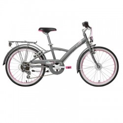 Vélo Enfant B'TWIN MISTIGIRL 540 20'' Rose