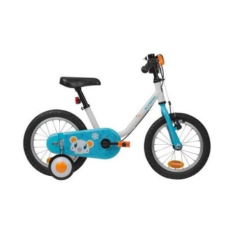 Vélo Enfant B'TWIN 100 Arctic 3-5 ans