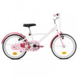 Vélo Enfant B'TWIN 500 Docto Girl 4-6 ans