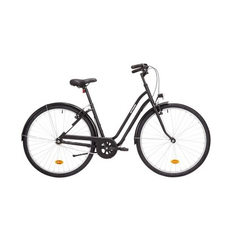 Vélo de Ville B'TWIN ELOPS 100 cadre bas