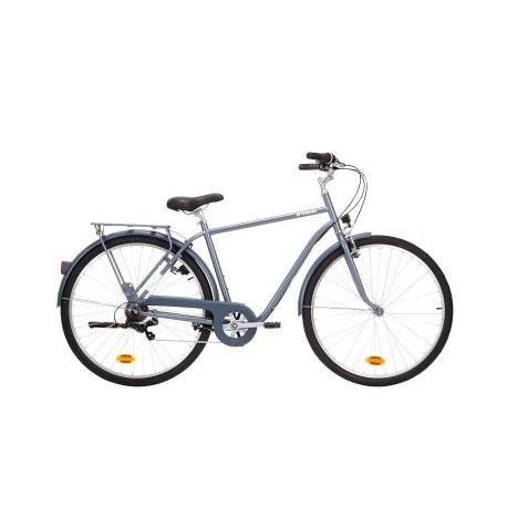 Vélo de Ville B'TWIN ELOPS 120 cadre haut