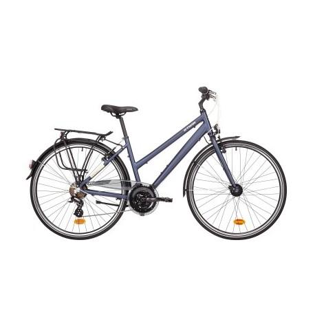Vélo de Ville B'TWIN HOPRIDER 100 cadre bas