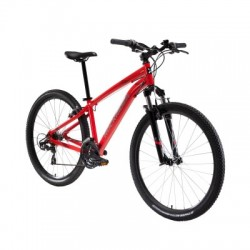 VTT B'TWIN ROCKRIDER ST 100 Rouge 27.5''