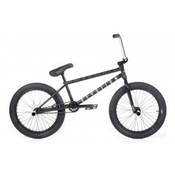 BMX Freestyle CULT Devotion 21'' Noir 2019