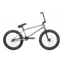 BMX Freestyle CULT Devotion 21'' Argent 2019