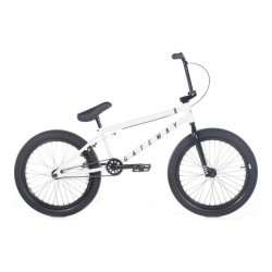 BMX Freestyle CULT Gateway 20.5'' Blanc 2019