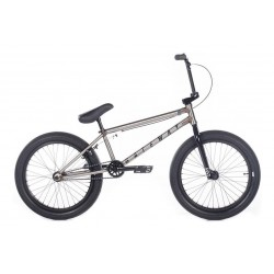 BMX Freestyle CULT Gateway 20.5'' Argent 2019