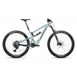 Vélo SANTA CRUZ Hightower LT Carbon C 29'' Bleu 2019