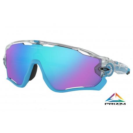 Matte Sapphire Clear Lunettes Oakley Prizm Jawbreaker Labo n0wkPN8OXZ