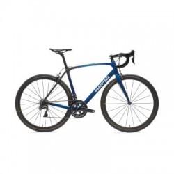 Vélo de Route VAN RYSEL ULTRA CF ULTEGRA Di2 Bleu