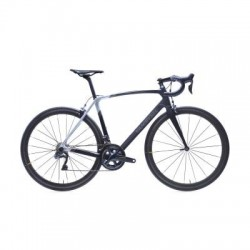 Vélo de Route VAN RYSEL ULTRA CF ULTEGRA Di2 Noir