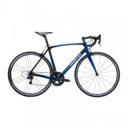 Vélo de Route VAN RYSEL ULTRA CF POTENZA Bleu