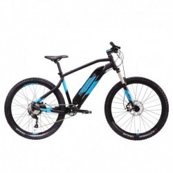 VTT ROCKRIDER E-ST 500 V2 Noir/Bleu 27.5''