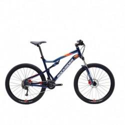 VTT ROCKRIDER ST 540 S Bleu/Orange 27.5''