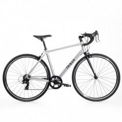 Vélo de Route TRIBAN RC 100 Gris