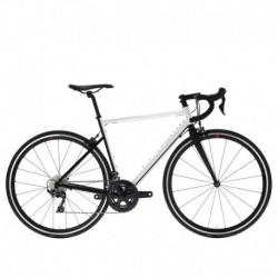 Vélo de Route VAN RYSEL EDR AF ULTEGRA Blanc/Noir