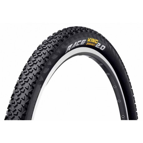 Pneu CONTINENTAL RACE KING 27.5x2.0 Performance Tubeless Ready