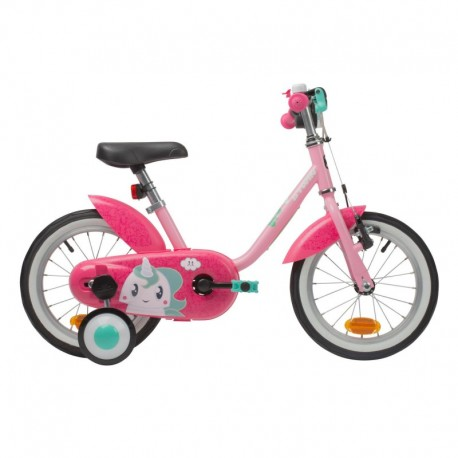 Vélo Enfant B'TWIN 500 Unicorn 14'' 3-4.5 ans