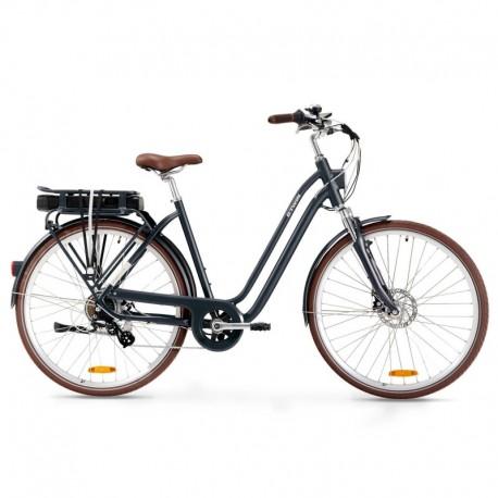 Vélo de Ville Electrique ELOPS 900 E Bleu marine