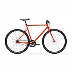 Vélo de Ville SINGLE SPEED 500 Orange
