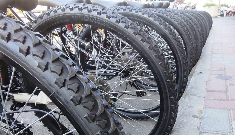 Comparatif Pneus vélos